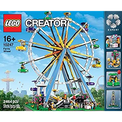 Lego Creator 10247 Ferris Wheel Ferris wheel [parallel import goods]: Toys & Games