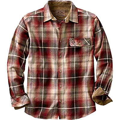 Legendary Whitetails Buck Camp Flannels