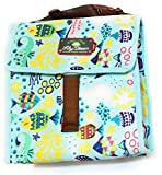 Best Bag For Aquariums - Lily Bloom Women's Insulated Lunch Tote Bag Review