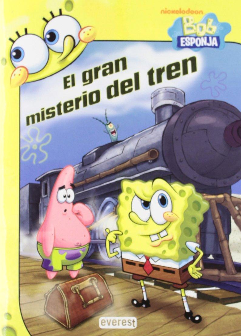 Bob Esponja. Mochila con peluche y dos libros: Nickelodeon: 9788444168289: Amazon.com: Books