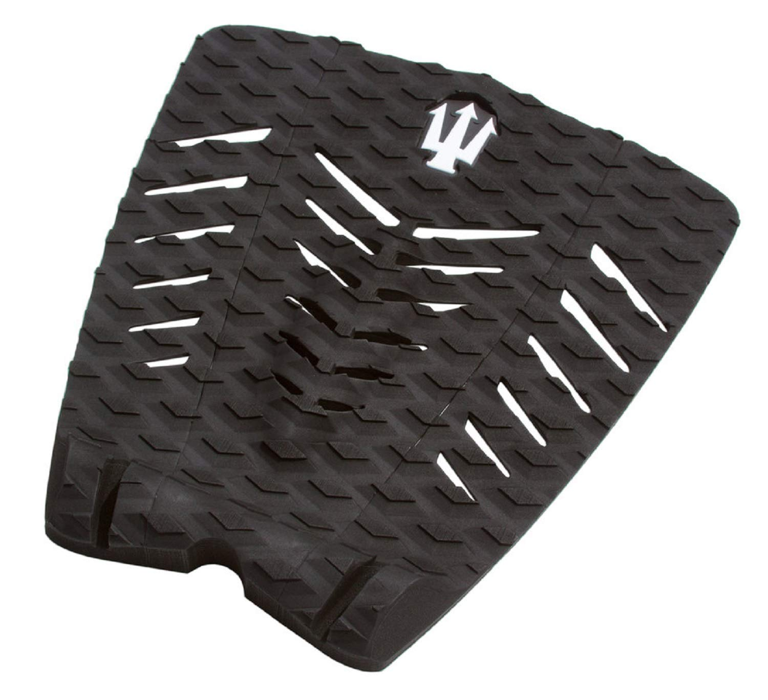 FarKing Ribbed Surfboard Tail Pad, Black/Blue - Surfboard Deck Grip by Far King: Amazon.es: Deportes y aire libre
