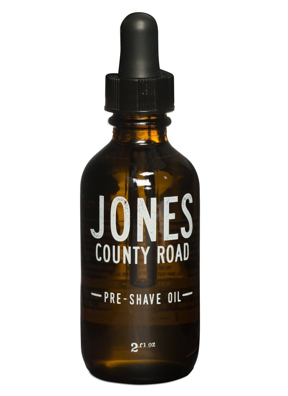 Jones County Road Pre-Shave Oil