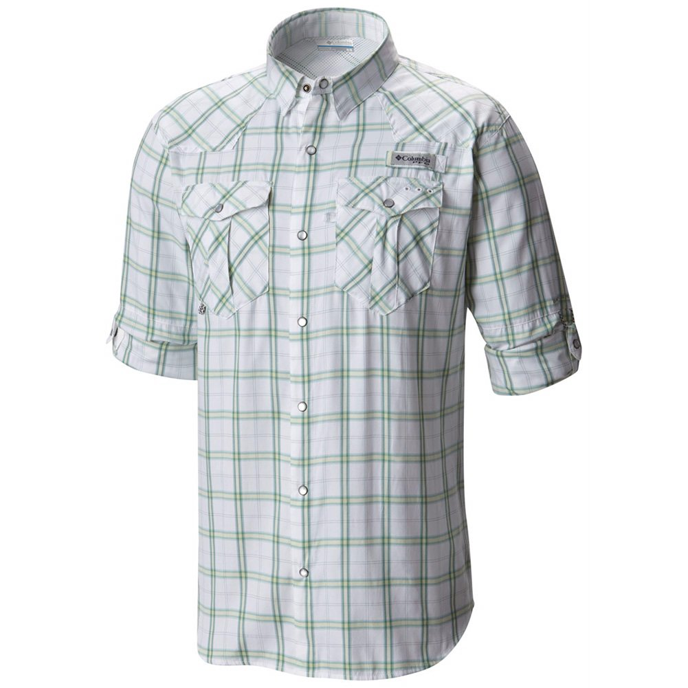 Columbia Sportswear Mens Bead Head Long Sleeve Shirt