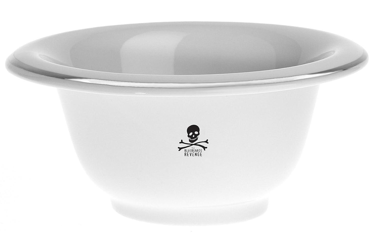 The bluebeards revenge - Cuenco para el afeitado (porcelana, en caja regalo), color blanco BBRPBOWL