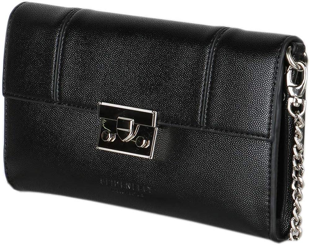 Seidenfelt Roros Clutch 23.5 cm black