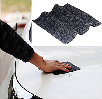 Dualshine XG Multipurpose Scratch Remover Cloth for Car
