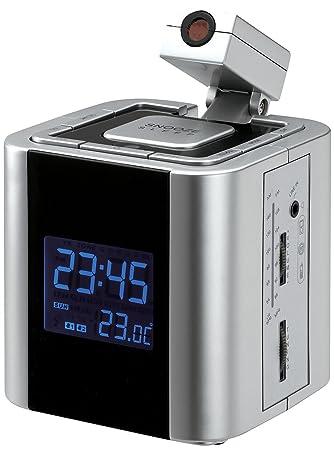 Roadstar CLR-2646P - Radio despertador con proyector ...