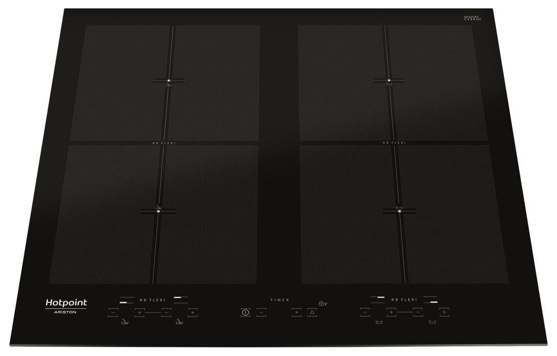 Hotpoint Ariston - Encimera Inducción Kiu 642 FB de 60 cm ...