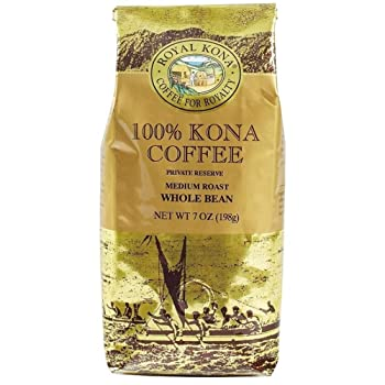 Royal Kona Full-Bodied Black Coffee