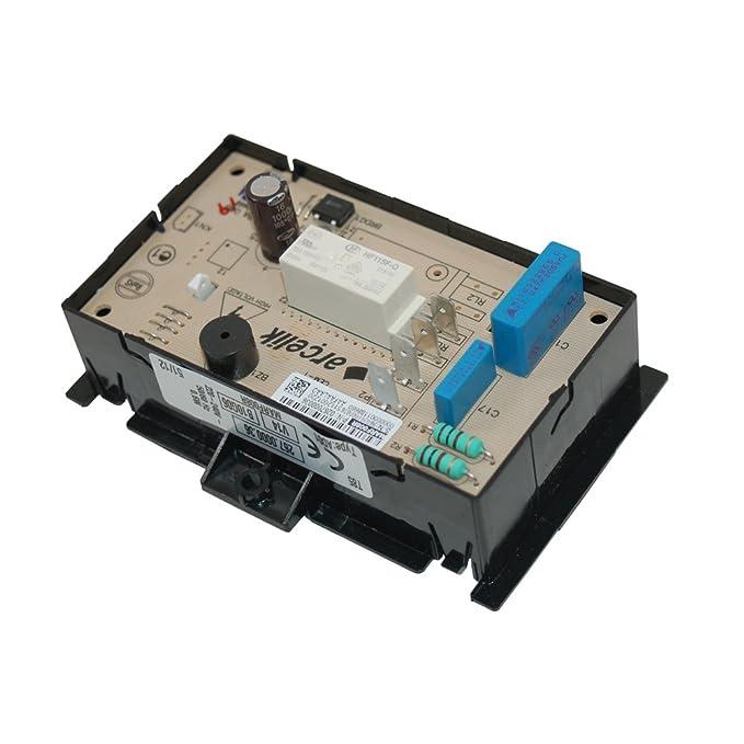 BEKO - Modulo electronico Beko OIE22300X: Amazon.es ...