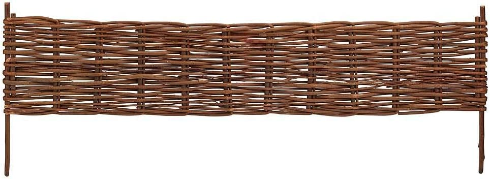 MGP Woven Willow Edging, 16 H x 47 L 2