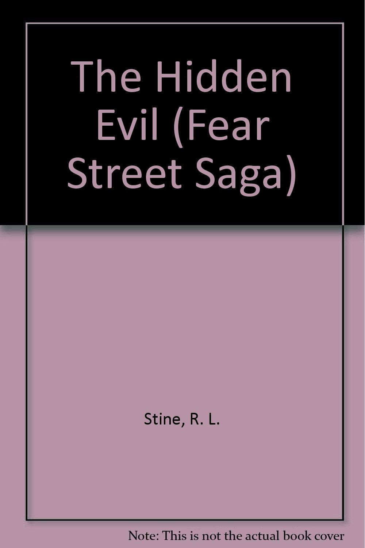 Publication Order of Fear Street Books