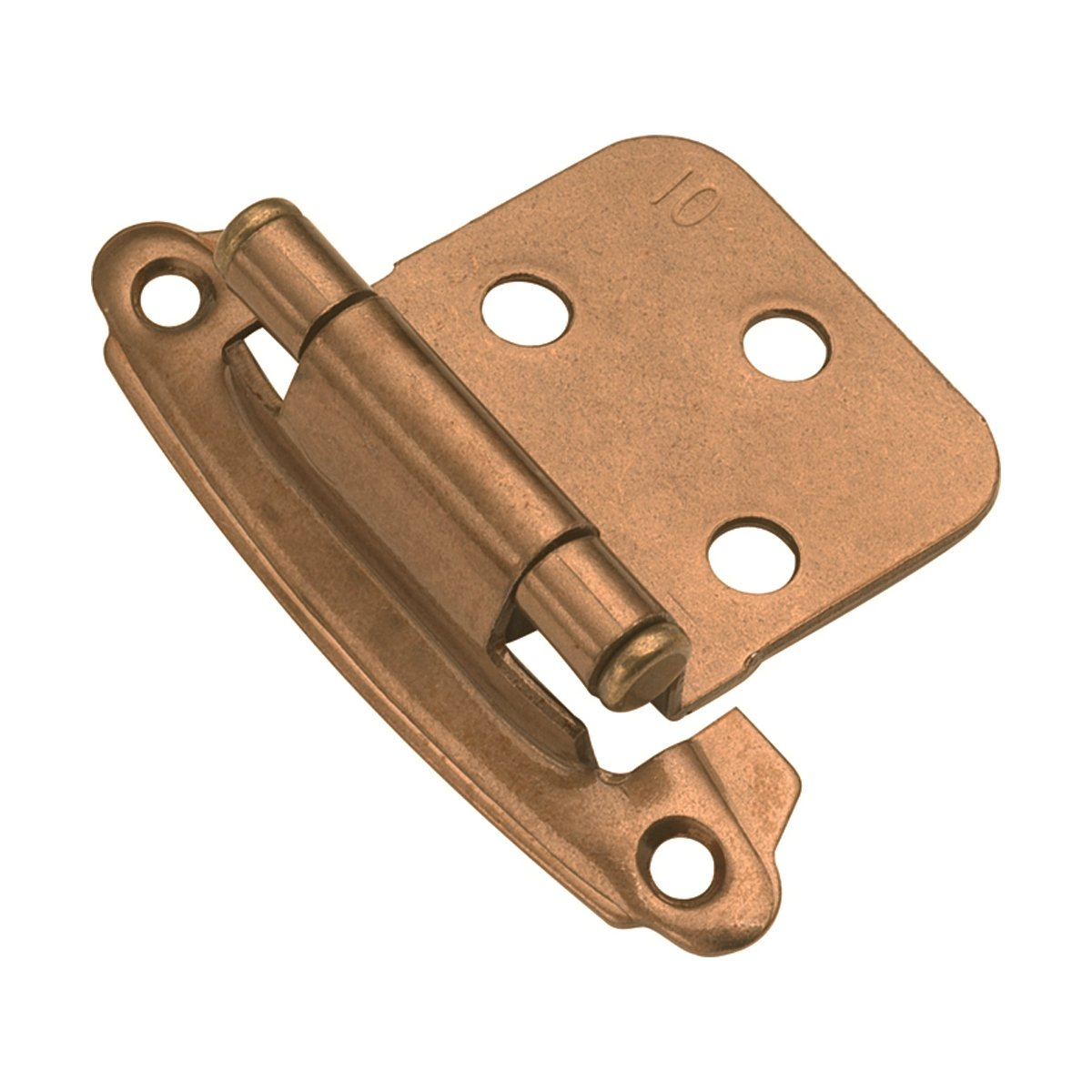 Hickory Hardware P244-SN 3/8-Inch Offset Surface Self-Closing ...