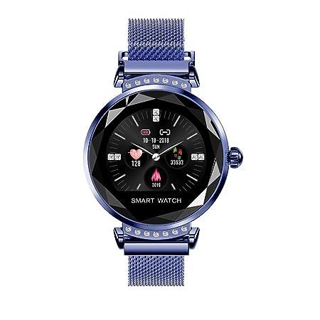 P.I.Sport N.Y. Mujer Smartwatch Bluetooth Deportes Monitor de ...