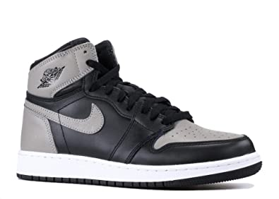 Nike AIR Jordan 1 Retro HIGH OG (BG) 'Shadow' - 575441-013 ...