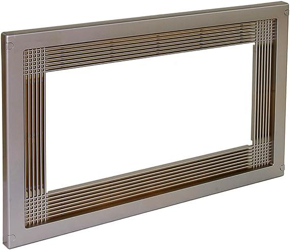 Emuca 8934751 Marco para encastrar microondas en mueble de 60cm en ...