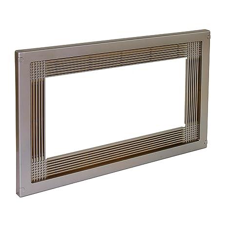 Emuca 8934725 Marco para encastrar microondas en mueble de 60cm en ...