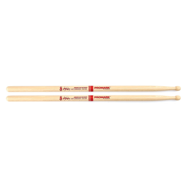 Promark Hickory TX515W Joey Jordison Wood Tip drumstick