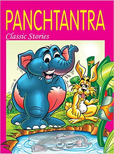 Panchtantra Classic Stories (With Colour Illustrations)