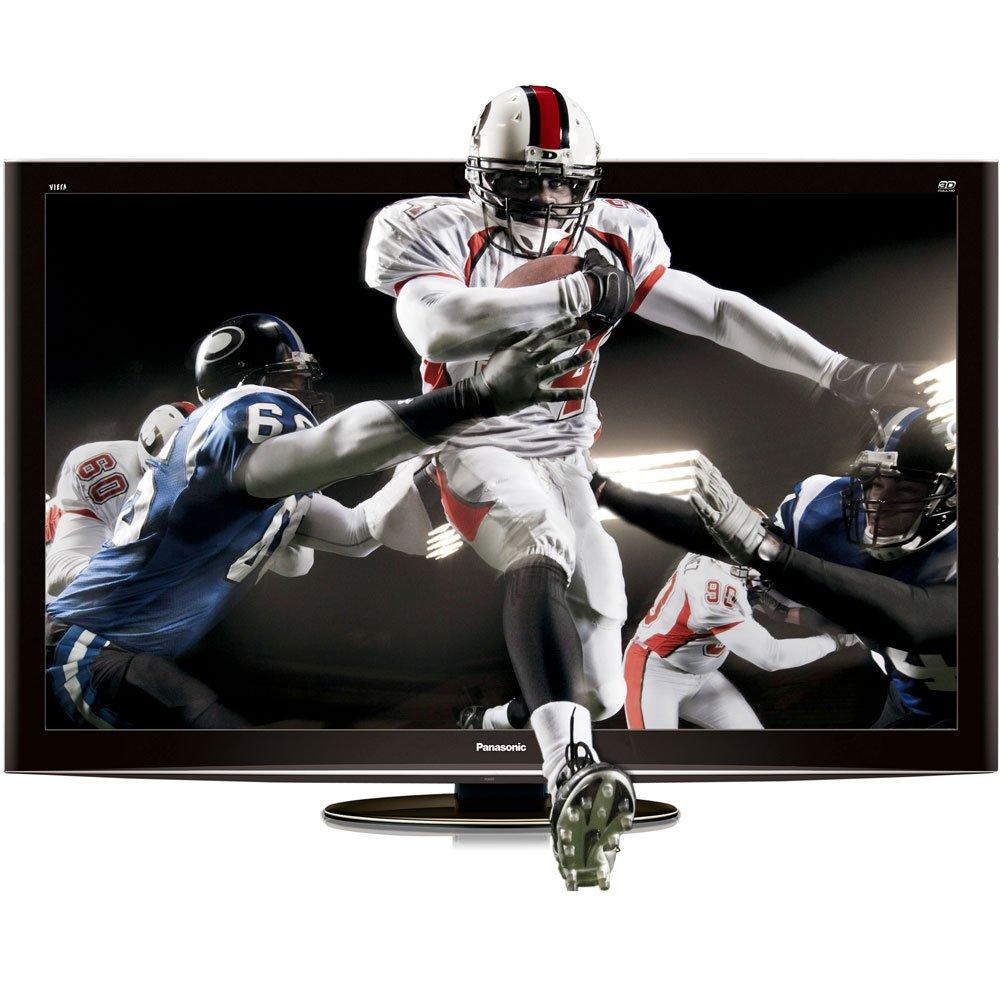panasonic plasma tv 50 inch. amazon.com: panasonic viera tc-p50vt25 50-inch 1080p 3d plasma hdtv, black (2010 model): electronics tv 50 inch