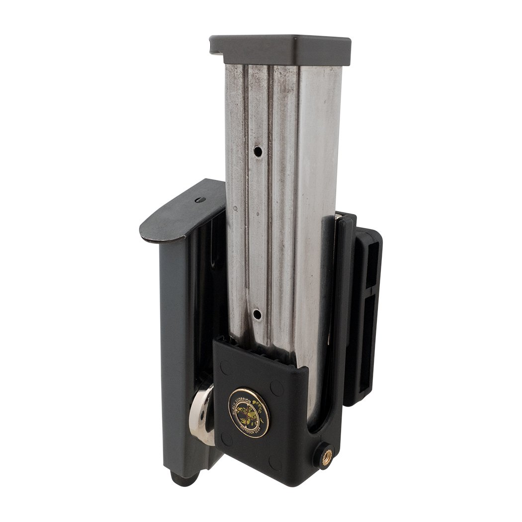 Black Scorpion Outdoor Gear USPSA Thunderbolt Pistol Magazine Pouches Combo, Black, by Black Scorpion Outdoor Gear (Image #6)