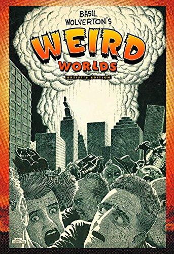 Expert choice for basil wolverton's weird worlds