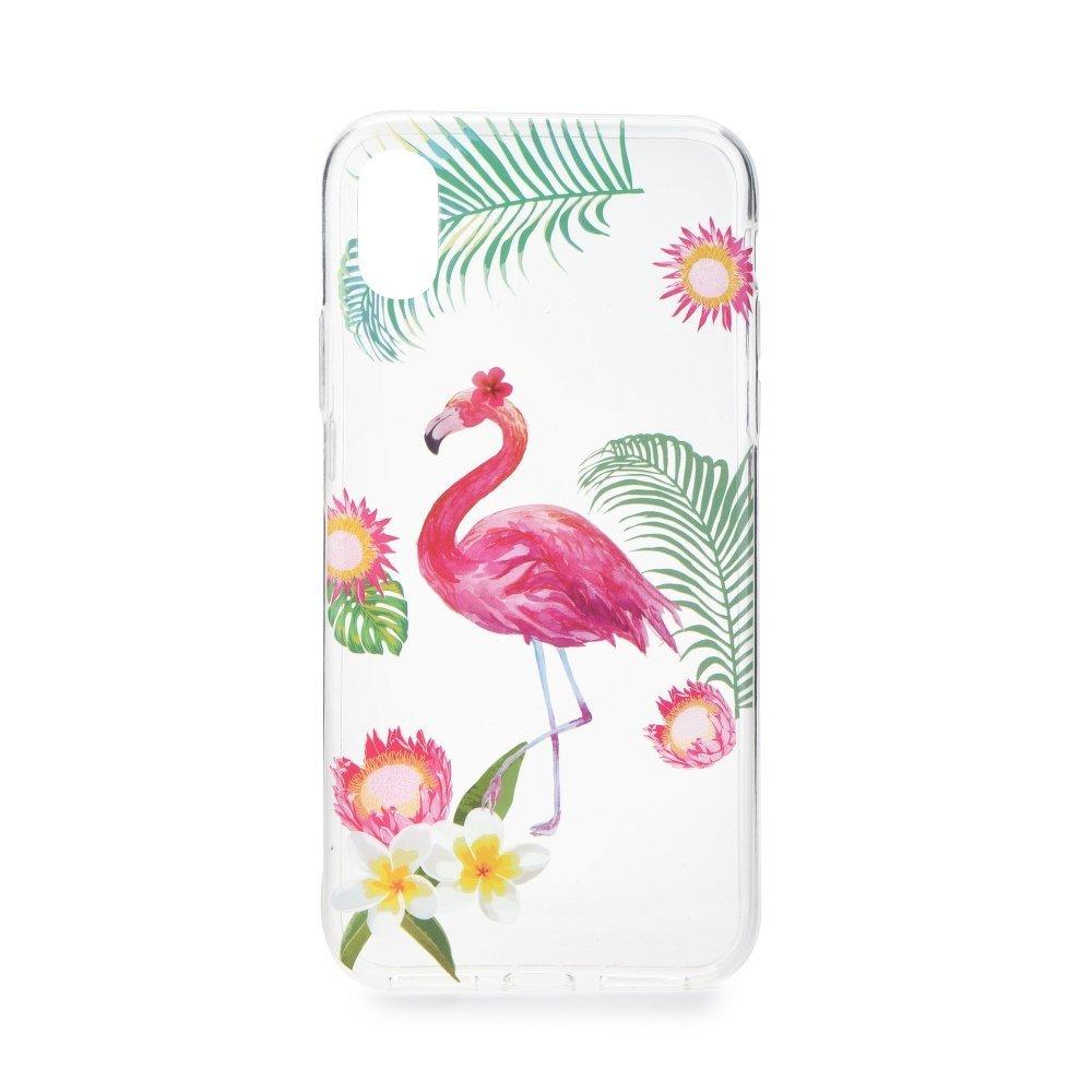 Forcell Flamingo - Funda Carcasa Protectora Trasera de Gel/TPU ...