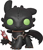 Funko Pop Movies How To Train Your Dragon 3 Toothless