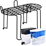 Annvchi Accessories for Brita Compatible with Brita 18 Cup, PUR DS1800Z Tabletop Stainless Steel Frame high Stand, Water…