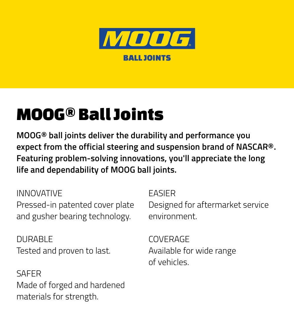Moog K7467 Ball Joint by Moog (Image #4)