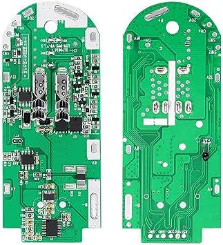 SODIAL(R) Tarjeta de protección de la batería para Dyson V8 Aspirador de Recambio de la Tarjeta de Recambio para Dyson V8 21.6V Aspirador: Amazon.es: Electrónica