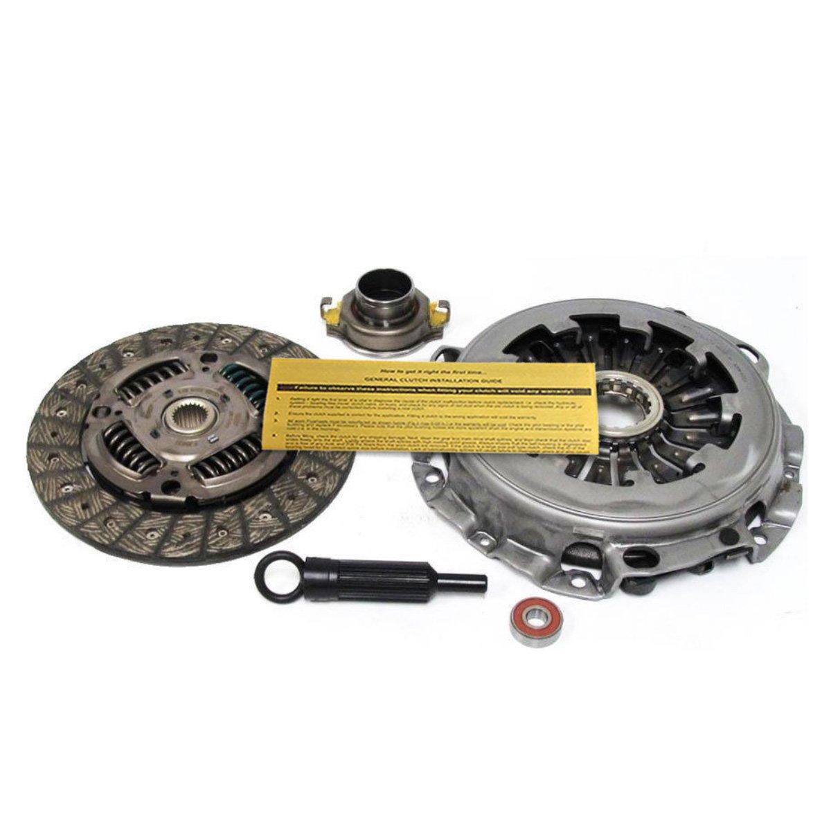 Amazon.com: EXEDY CLUTCH KIT FJK1006 for 02-05 SUBARU IMPREZA WRX AWD 2.0L TURBO EJ205 5 SPD: Automotive
