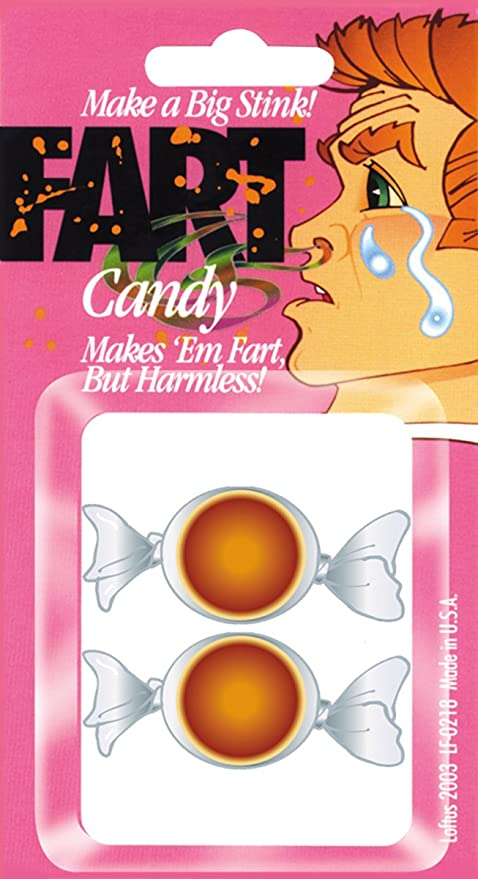 Amazon Com Fart Candy Toys Games