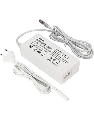 Sunydeal Cargador Adaptador 16.5V 3.65A 60W para Macbook y Macbook pro de 13 pulgadas