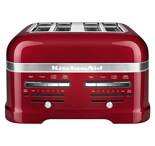 KitchenAid-KMT4203CA-Candy-Apple-Red-4-Slice-Pro-Line-Toaster