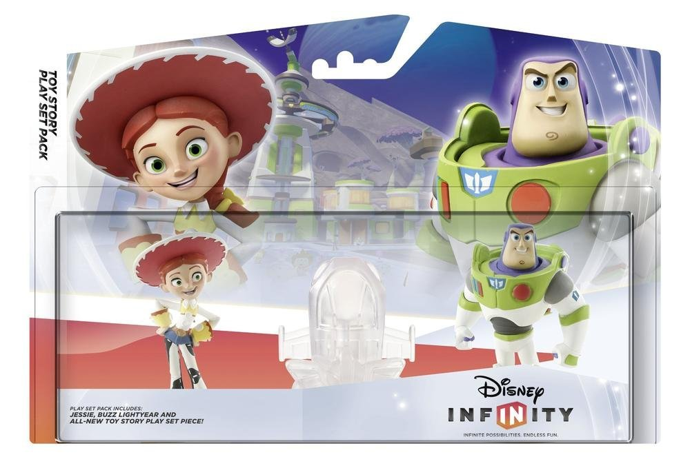f6744cf8370a2 Disney Infinity Toy Story Playset Pack (Xbox 360 PS3 Nintendo Wii Wii  U 3DS)  Amazon.co.uk  PC   Video Games