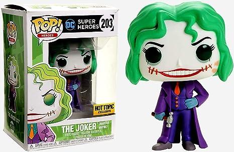 Funko Pop! DC Heroes The Joker #203 (Martha Wayne)