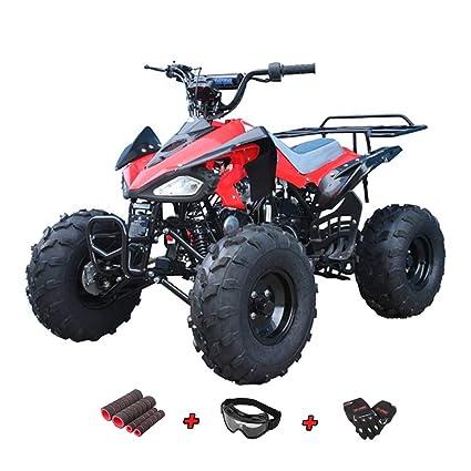 110cc Atv For Sale >> Amazon Com X Pro 110cc Atv Quad Kids Atvs Quads 110cc 4 Wheeler