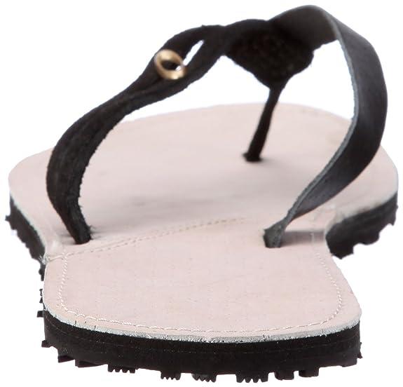 4cd0e1d3c53232 Oakley PRECURSOR Flip-Flops Womens Black Schwarz (black stone 008) Size   42.5  Amazon.co.uk  Shoes   Bags