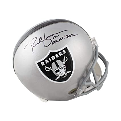 24bccbf2f6e Image Unavailable. Image not available for. Color  Rich Gannon NFL ...