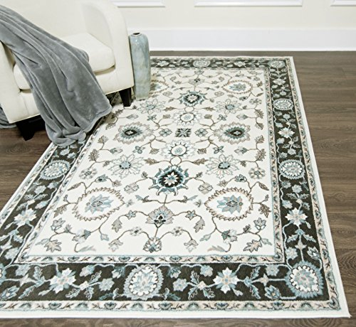 Home Dynamix 6530-57 Oxford Huron Traditional Area Rug 20