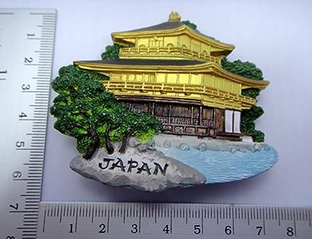 Kinkaku-ji templo Golden Pavilion templo Japón Souvenir ...
