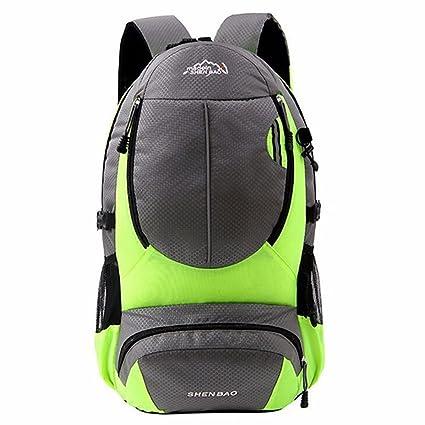 Amazon.com: FHGJ Camping Backpack Hiking Shoulder Bag Travel ...