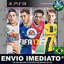Fifa 17 Completo Ps3 Código Psn Dublado Português Jogue Online