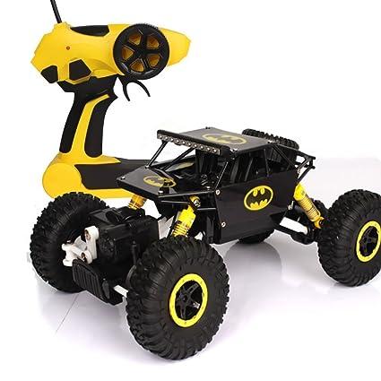 Buy Toyshine ABS Plastic Rock Crawler Remote Control Monster Car ... 09e0642173