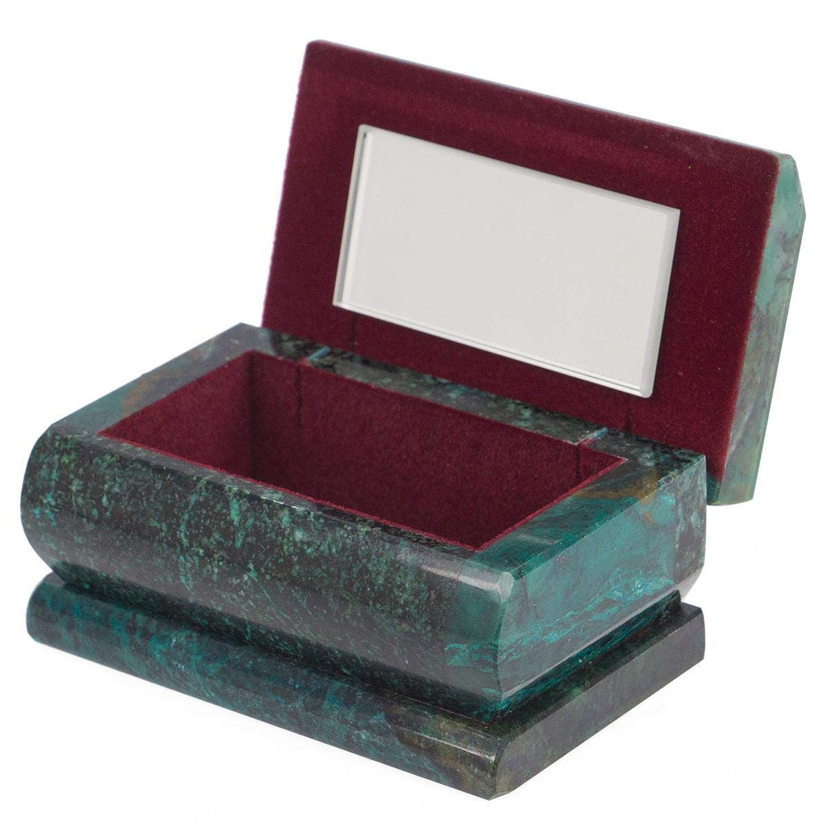 Casket from Natural Stone 9167 Ural Souvenirs