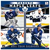 Toronto Maple Leafs 2011 Wall Calendar