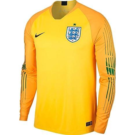 Nike 2018 2019 England Home Goalkeeper Football Soccer T