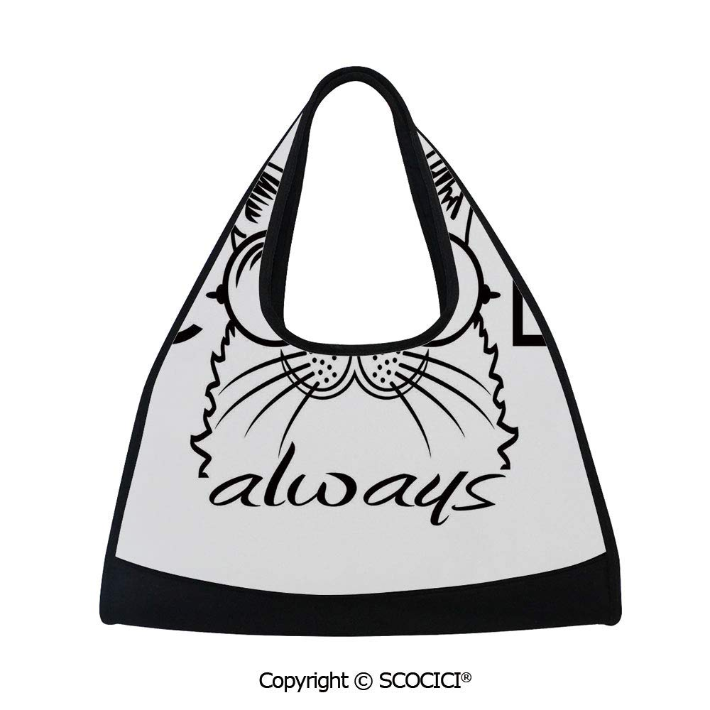 Amazon Com Tennis Racket Bag Cool Smart Fashion Kitty Image In