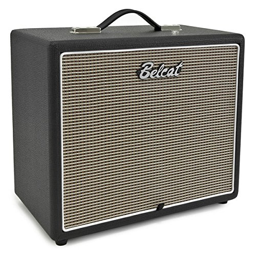 Belcat G110/Cabinet Guitar Speaker Cabinet Pairs with Belcat Tube-H5/Head with 10-Inch Celestion Speaker by Belcat